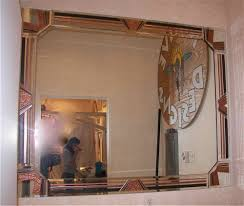 Etched Glass Bathroom Mirror Sans Sou Art Gallery Including