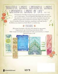 Kjv Beautiful Word Bible Hardcover Red Letter Edition 500 Full