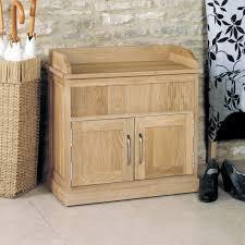 baumhaus mobel solid oak hidden home office. Baumhaus Mobel Solid Oak. Oak Shoe Bench With Hidden Storage Cor20c L Home Office