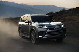 2022 Lexus LX 600 Prices, Reviews, and Pictures