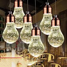 details about crystal led lamp chandelier modern kitchen home lighting luminaire lights