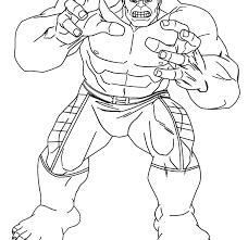 Incredible Hulk Coloring Page Hulk Coloring Page Epic Hulk Coloring