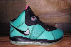 lebron 8 south beach. nike-lebron-8-south-beach-size-8.5-new- lebron 8 south beach
