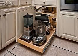 Image of: Kitchen Cabinet Storage Ideas Pictures