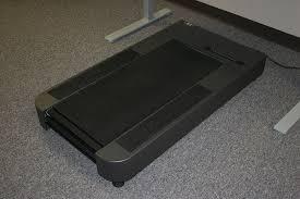 under desk treadmill beautiful woodway deskmill treadmill desk review