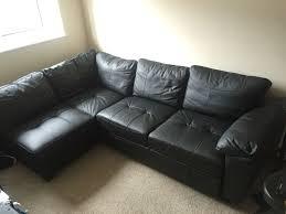 full size of argos black leather sofa beds argos fernando leather left hand sofa bed