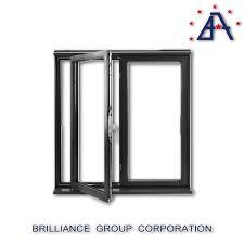 china australian standard tempered double glazed aluminum framed swing doors china french door hinged door