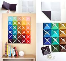 decoration fancy wall decor with and creative decoration ideas crafts diy india