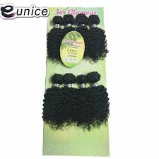 <b>Eunice</b> Jerry Curly Bundles In <b>Hair</b> Weave 8PCS/package 200gram ...