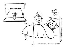 Dora Gaat Slapen Kleurplaten Voor Jou