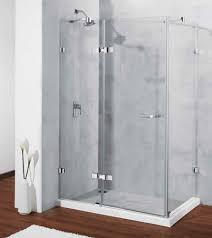 brass singulier kohler shower enclosure