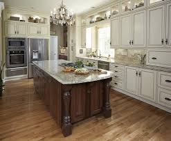 Granite Kitchen Benchtop Tropical Brown Granite Kitchen Traditional With Bench Built In
