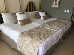 two double beds. Wonderful Double Iberostar Playa Mita Room With Two Double Beds Together With Two Double Beds