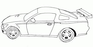 Small Picture Easy Race Car Coloring Page To Print Coloring Pages Coloring Home
