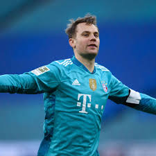 Tons of awesome manuel neuer wallpapers to download for free. Manuel Neuer Jokes About His Net Repair Skills Reacts To Bayern Munich S 1 0 Win At Rb Leipzig Bavarian Football Works
