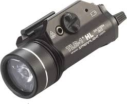 Tlr Weapon Light Streamlight 69260 Tlr 1 Hl Weapon Mount Tactical Flashlight Light 800 Lumens With Strobe