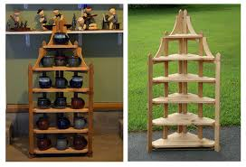 Pottery Display Stands