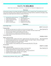 hotel front desk receptionist job description for resume clerk sample hotel front desk job objective clerk
