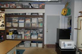 Diy Built In Storage Very Small Makeover Garage Spaces With Diy Wood Wall Built In