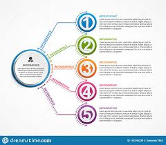 Web Chart Template Infographic Design Organization Chart Template For Business