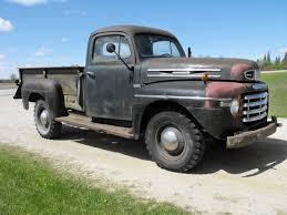 Manitoba Mercury: 1950 Mercury M-68 Pickup