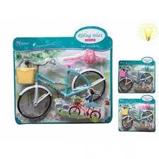 <b>Игровой набор Наша Игрушка</b> Велосипед для куклы 100956455 ...