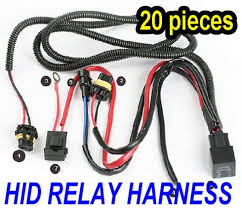 usa uk hid relay wire wiring harness for hid xenon kit h1 h3 h4 hid relay wire wiring harness for hid xenon kit h1 h3 h4 h7 9004 9005 9006 9007 40a xenon lights car xenon lights cars from flourishgz 110 56 dhgate com