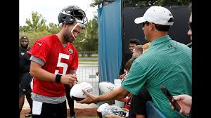 Jaguars Training Camp, Day 2 Recap: Campbell on Fowler, Westbrook makes  diving catches look easy | firstcoastnews.com