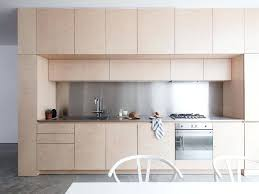 kitchen ideas polished concrete floors together with white walls simple furniture hardware light wood cabinets countertops