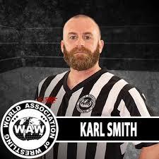 Karl Smith - WAW Wrestling