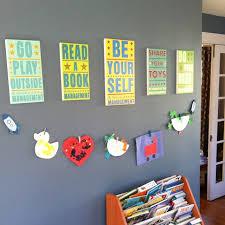 kids playroom wall photo gallery of playroom wall decor