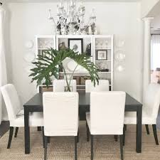 home office in dining room. Dining Room To Dedicated Home Office Transformation In E