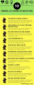 10 Powerful Insights On Life By Master Yoda
