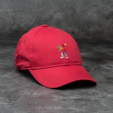 Cayler Sons Wl Dabbin Crew Curved Cap Red Multicolor