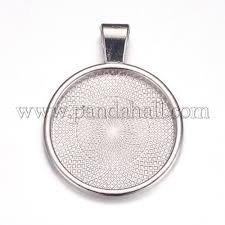 alloy pendant blank base settings for jewelry making x palloy a15654 n
