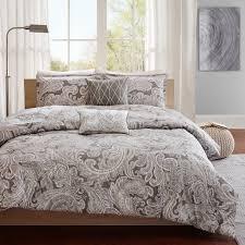 madison park pure ronan 5 piece cotton duvet