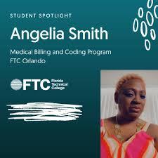 Florida Technical College Orlando - FTC Orlando's Angelia Smith wins FAPSC  Scholarship | Facebook