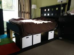 high platform beds with storage. Image Of: High Platform Bed With Storage Underneath Beds E