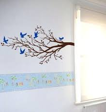 wall mirrors bird on branch mirror cool tree decor in conjunction with metal art kids room metal branch wall art tree