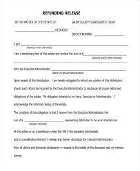 Free Liability Release Form | Getcontagio.us