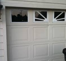 garage door windows inserts
