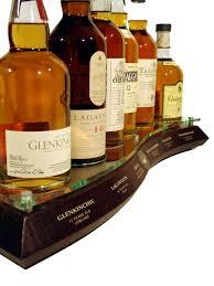 Classic Malts Display Stand Classic Malts Glorifier Whisky Glorifier Whisky Plinth 18