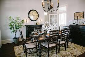 fixer upper season 1 episode 12 dining room the weathered fox