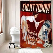 starwars shower curtain star wars shower curtain 1 zoom in star wars shower curtain
