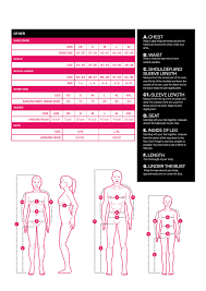 Craft Cycling Size Chart Craft Size Chart