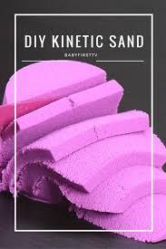 diy kinetic sand facebookshare twittertweet pin