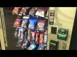 Sensit Vending Machine Code Unique Vending Machine Error YouTube