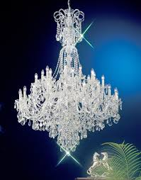 bohemian crystal chandelier model no c2647cc