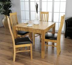 small dining tables sets: fabulous dining chairs combined with small dining tables with ceramic cup and vase