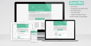 Free Newsletter Layouts 40 Cool Email Newsletter Templates For Free